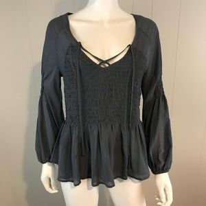 American Eagle Outfitters Women's Small Blouse